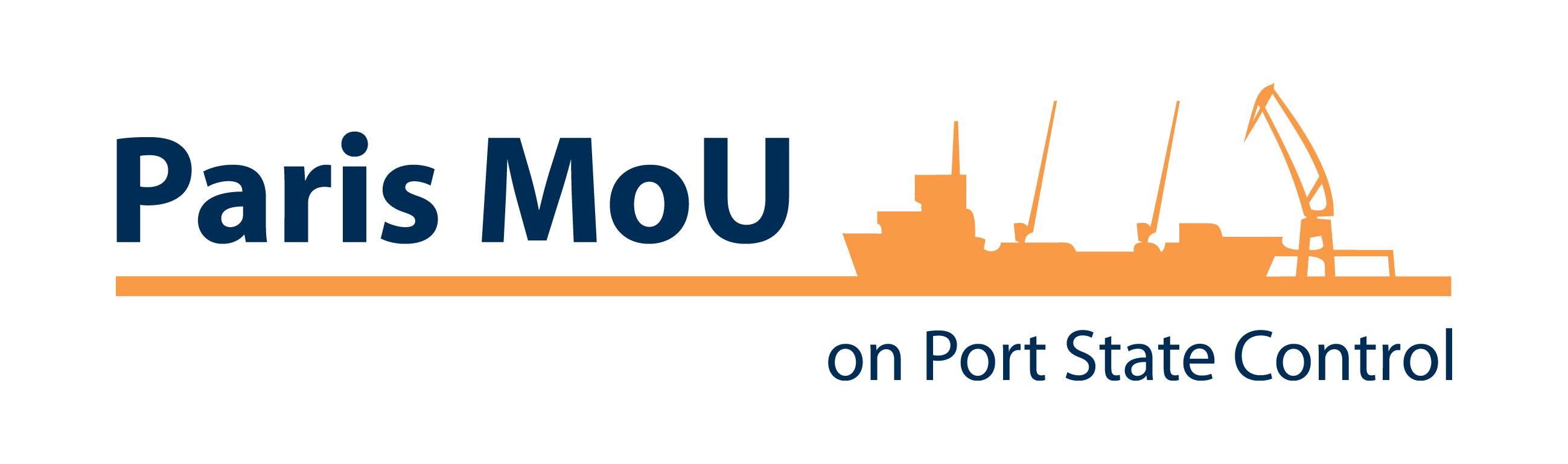 Logo ParisMoU